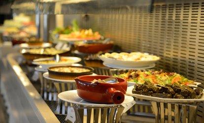 Kết quả hình ảnh cho breakfast in desert abu dhabi