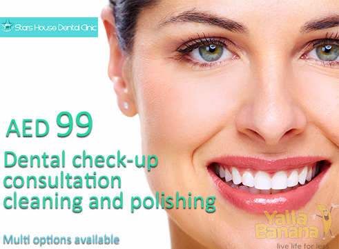 Deals on dental checkup in hyderabad