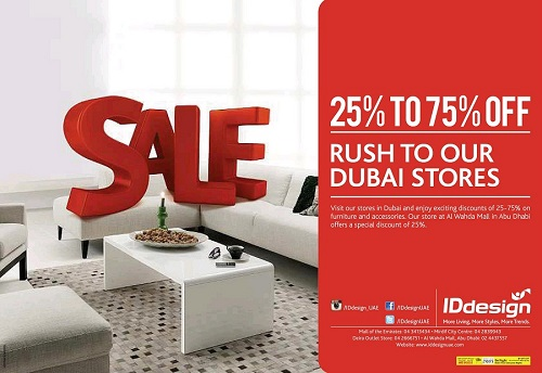 Id Design Uae Sale Offers Locations Store Info