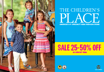 Find a wide selection of cute girls clothing at The Children's Place. Shop the PLACE online where big fashion meets little prices! My Account Create An Account Coupons Store Locator Size Chart Gift Cards Gift Services Favorites Seasonal Lookbooks Mobile App. About Us.