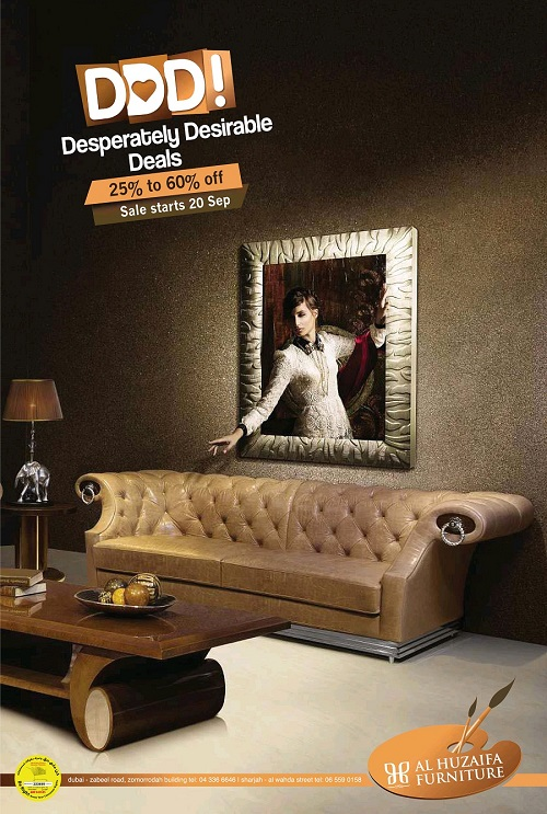 Al Huzaifa Furniture Uae Sale Offers Locations Store Info