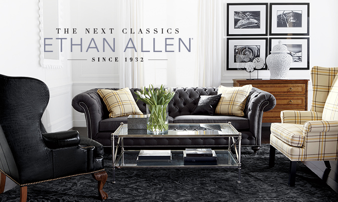 Ethan Allen Summer Part Sale