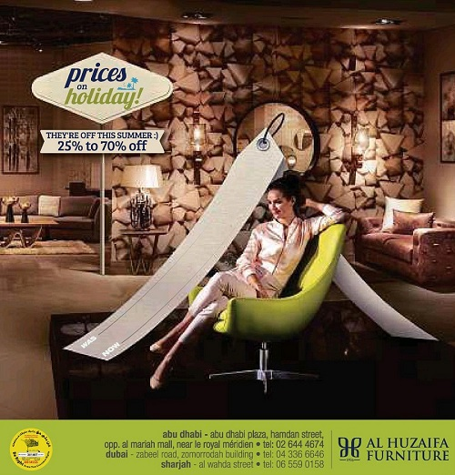 Al huzaifa furniture part sale upto 70 off home decor for Home decor 70 off