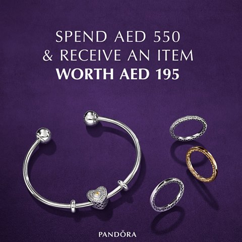 Pandora Uae Sale Amp Offers Locations Store Info