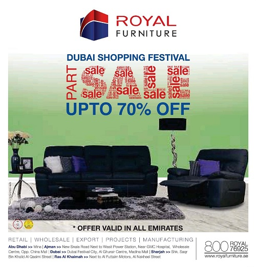 Royal Furniture Dsf Part Sale Upto 70 Off Home Decor