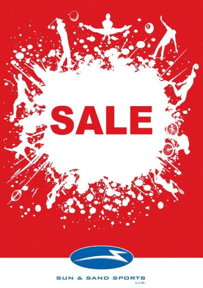 SUN AND SAND SPORT UAE | Sale & Offers | Locations | Store ...