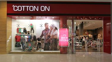 Cotton clothing store. Girls clothing stores