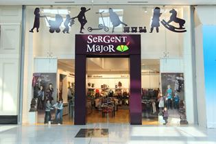 sergent major online shop