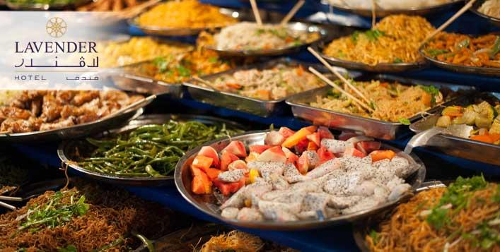 Cheap Buffet Deals in Dubai Food& Drinks under AED 50