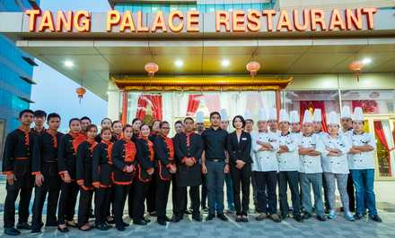 AED 50 Toward Chinese Cuisine