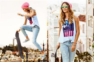 THE AMERICAN EAGLE OUTFITTERS UAE