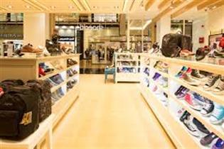 shoe shops in sahara center