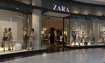 Zara Fashion Valley Mall